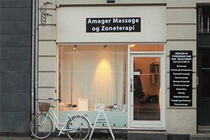 Amager Massage og Zoneterapi - Facade